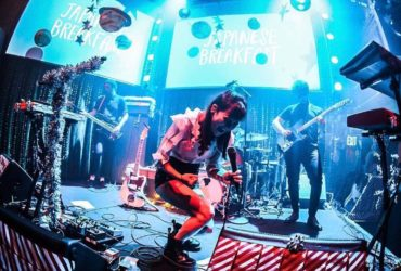 Japanese Breakfast banners Summer Noise Festival at Circuit