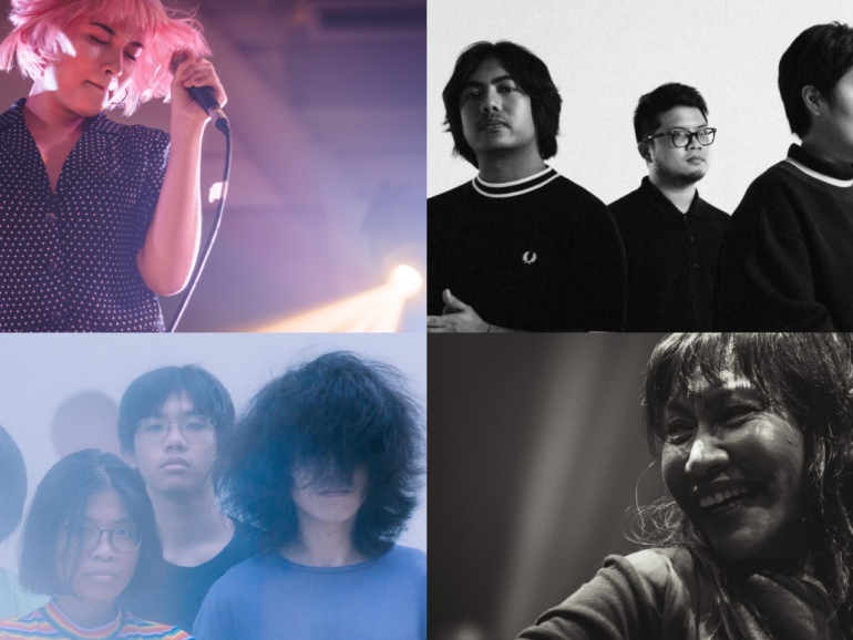 Subsonic Eye and Sobs, UDD, Cynthia Alexander, and more complete Summer Noise lineup