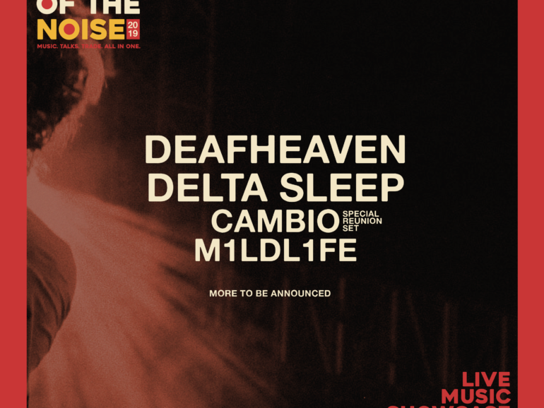 All of the Noise 2019 music showcase partial lineup revealed