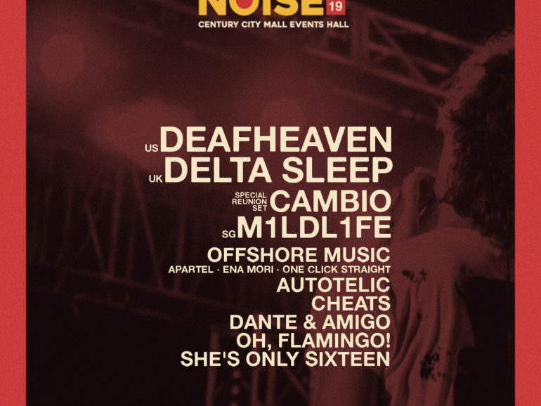 All of the Noise 2019 music showcase full lineup revealed