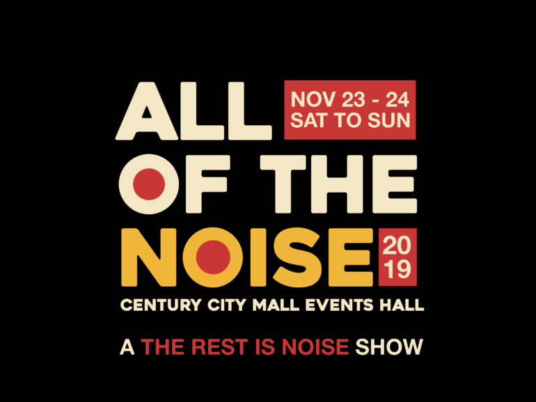 Audiophiles, Get Ready for All Of The Noise Music Market!